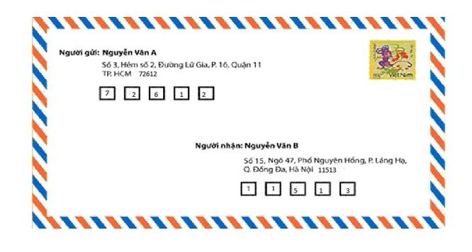 """Chính thức triển khai """"số hóa"""" địa chỉ bằng mã bưu chính quốc gia ảnh 2"""
