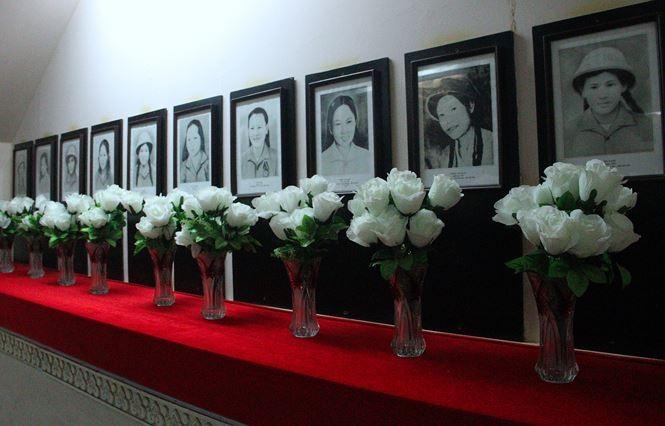 10 Cô gái Ngã ba Đồng Lộc đã được gặp Đại tướng Võ Nguyên Giáp? ảnh 1