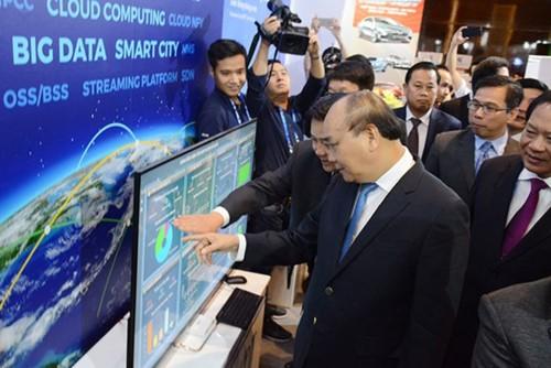 Thủ tướng: Phải tìm sự khác biệt để nâng cao tốc độ áp dụng CMCN 4.0 ảnh 1