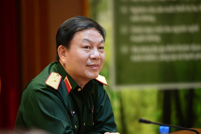 Tướng Lê Đăng Dũng được giao phụ trách Chủ tịch kiêm Tổng Giám đốc Viettel ảnh 1
