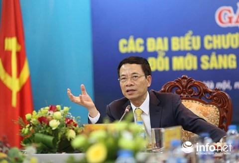 Quyền Bộ trưởng TT&TT: Doanh nghiệp Việt Nam sẵn sàng trả lương cao hơn Mỹ ảnh 3