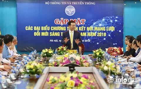 Quyền Bộ trưởng TT&TT: Doanh nghiệp Việt Nam sẵn sàng trả lương cao hơn Mỹ ảnh 1