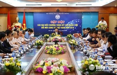 Quyền Bộ trưởng TT&TT: Doanh nghiệp Việt Nam sẵn sàng trả lương cao hơn Mỹ ảnh 2