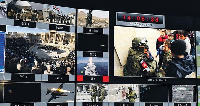 Nga tung hoành chiến trường Syria: Bí kíp thắng lợi với các chiến dịch đặc biệt ảnh 2