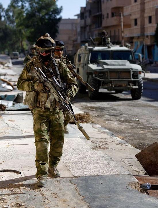Nga tung hoành chiến trường Syria: Bí kíp thắng lợi với các chiến dịch đặc biệt ảnh 4