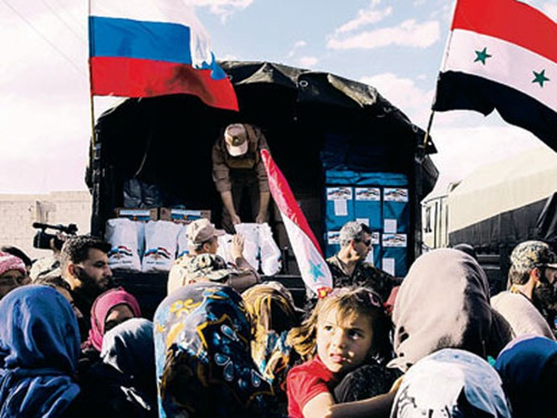 Nga tung hoành chiến trường Syria: Bí kíp thắng lợi với các chiến dịch đặc biệt ảnh 3