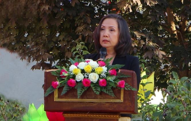 """Vụ quả địa cầu """"hô biến"""" các tỉnh biên giới: Đại sứ quán Việt Nam tại Ukraine nói gì? ảnh 1"""