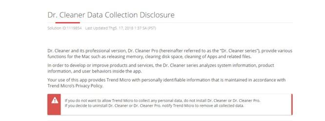 """Trước """"nghi án"""" thu thập dữ liệu người dùng, Trend Micro lên tiếng giải thích ảnh 1"""