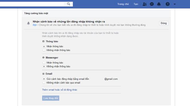 Cần làm gì khi bị hacker chiếm tài khoản Facebook? ảnh 4