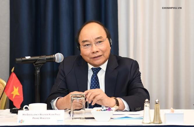 Thủ tướng: Ưu tiên lĩnh vực Công nghệ trong hợp tác Việt Nam - Hoa Kỳ ảnh 1