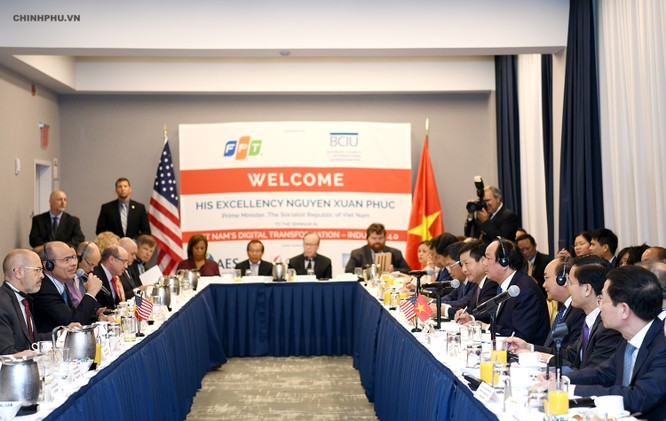 Thủ tướng: Ưu tiên lĩnh vực Công nghệ trong hợp tác Việt Nam - Hoa Kỳ ảnh 2