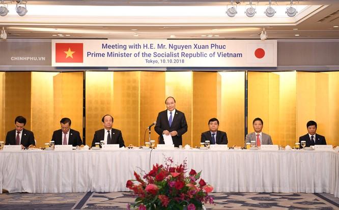 Nhiều DN Nhật muốn xây dựng trung tâm dữ liệu, trung tâm vận hành toàn cầu tại Việt Nam ảnh 1