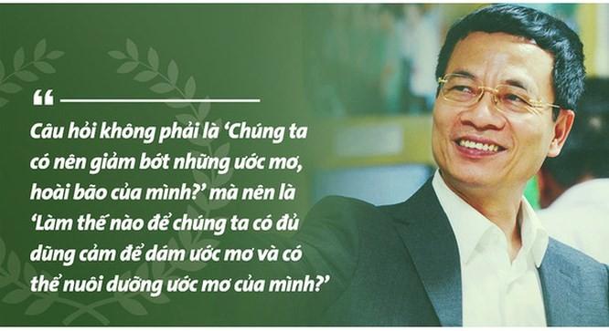 Ông Nguyễn Mạnh Hùng chính thức giữ chức Bộ trưởng Bộ Thông tin và Truyền thông ảnh 2