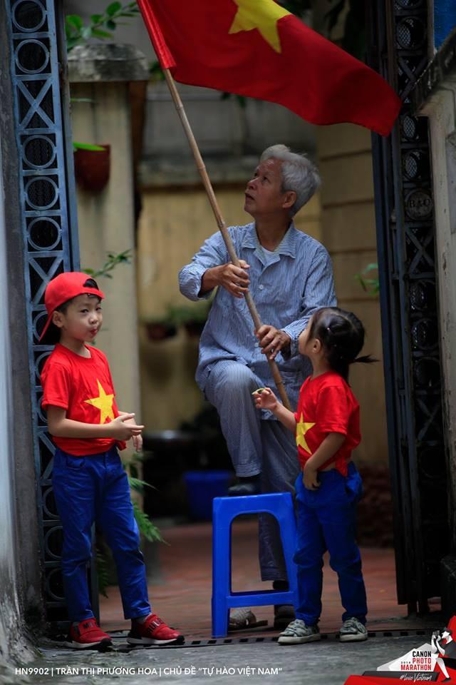 10 ảnh người Hà Nội sống vì điều mình yêu nổi bật tại Canon PhotoMarathon năm 2018 ảnh 2