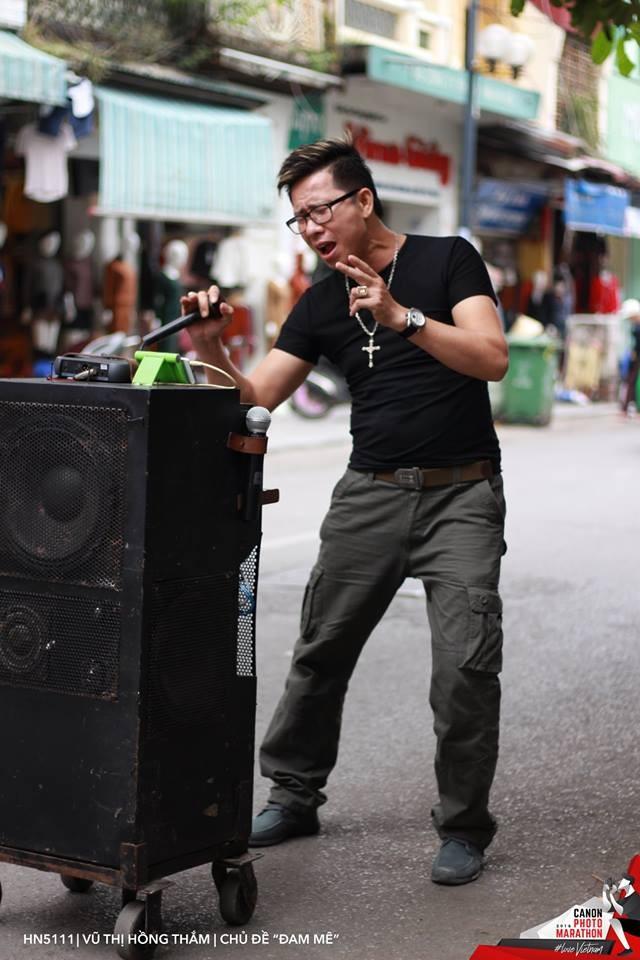 10 ảnh người Hà Nội sống vì điều mình yêu nổi bật tại Canon PhotoMarathon năm 2018 ảnh 6