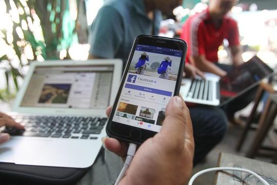 Các tương tác, kết nối của người Việt dùng Facebook phải được lưu trữ tối thiểu 3 năm tại Việt Nam ảnh 1