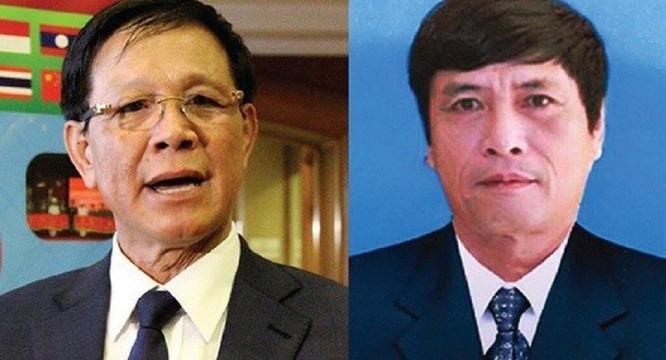 Sáng nay, cựu Trung tướng Phan Văn Vĩnh cùng 91 đồng phạm hầu tòa ảnh 1
