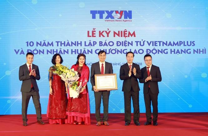 VietnamPlus trở thành báo điện tử đầu tiên dùng chatbot để kết nối với độc giả ảnh 1