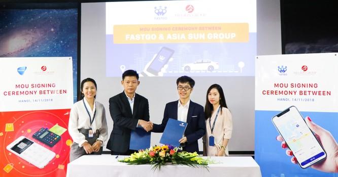 FastGo sắp triển khai dịch vụ FastCar và FastTaxi tại Myanmar ảnh 1
