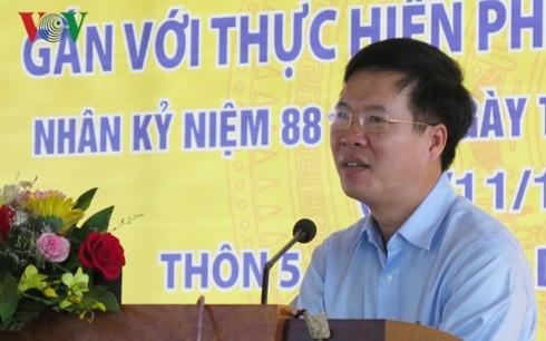 "ong vo van thuong: ""chinh quyen muon manh phai lang nghe, tiep thu y kien cua dan"" hinh 2"