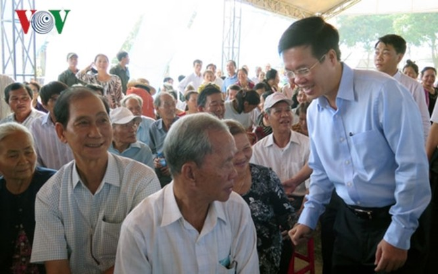 "ong vo van thuong: ""chinh quyen muon manh phai lang nghe, tiep thu y kien cua dan"" hinh 1"