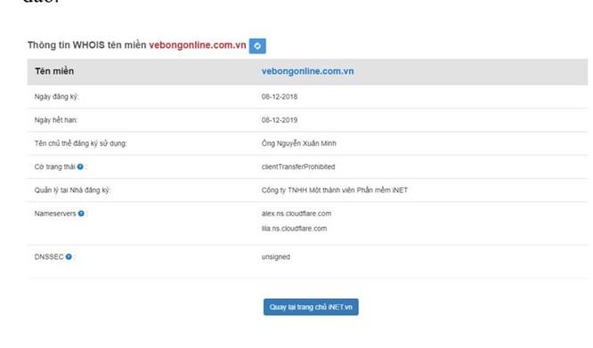 """Website bán vé trận Việt Nam vs Malaysia liên tục """"ngất"""", VFF lên tiếng cảnh báo vé giả ảnh 1"""
