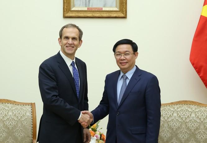 Phó Chủ tịch Google: Đang tìm hiểu để mở văn phòng đại diện tại Việt Nam ảnh 1