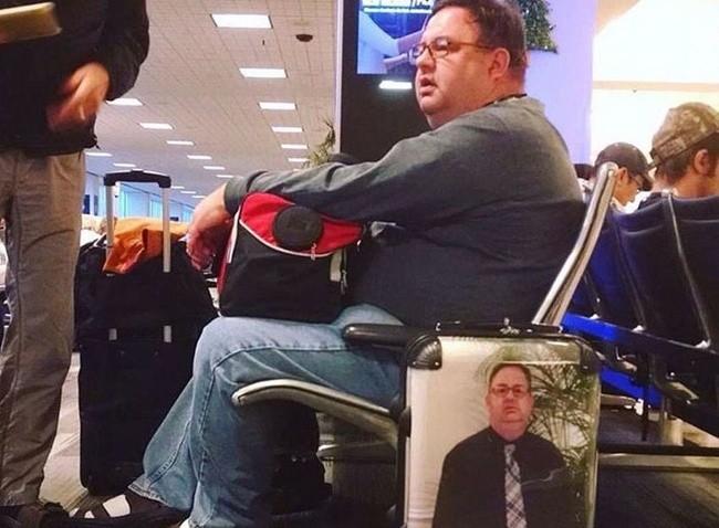 16 hình ảnh hài hước chỉ có thể xảy ra ở sân bay ảnh 15