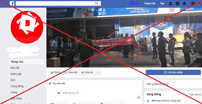 """Doanh nghiệp Việt than trời vì tin giả hạ thấp uy tín được Facebook """"bảo kê"""" phát tán ảnh 3"""
