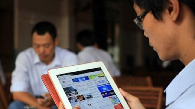 Báo chí phải sử dụng công nghệ để cạnh tranh với mạng xã hội!