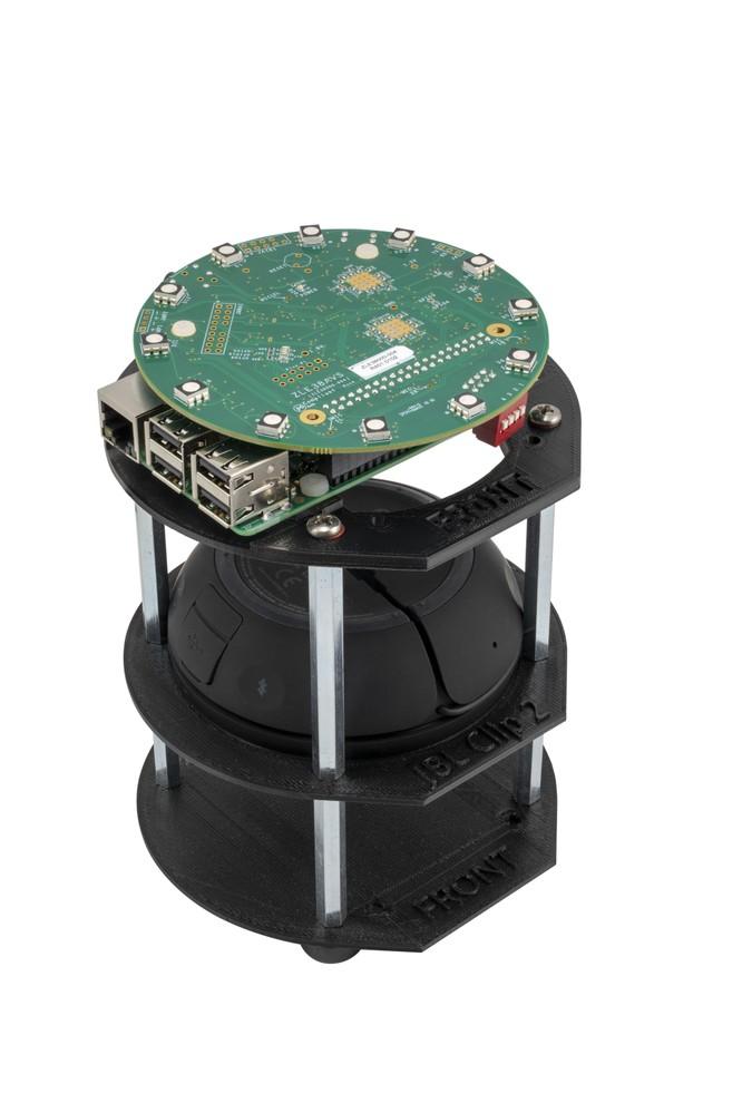 Ra mắt bộ công cụ hỗ trợ tương tác bằng giọng nói từ xa với hệ thống đa micro ảnh 1