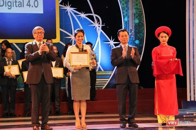 Giải thưởng Chuyển đổi số Việt Nam năm 2019 sẽ được trao vào tháng 8 tới