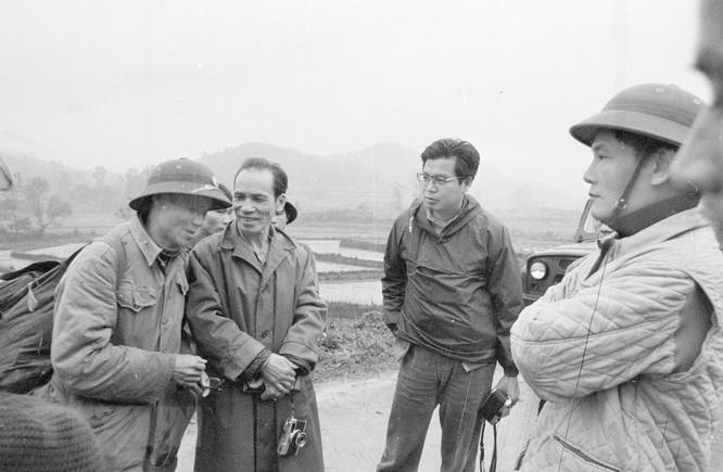 Hồi ức về Nhà báo nước ngoài duy nhất hi sinh trong chiến tranh biên giới 1979 ảnh 3