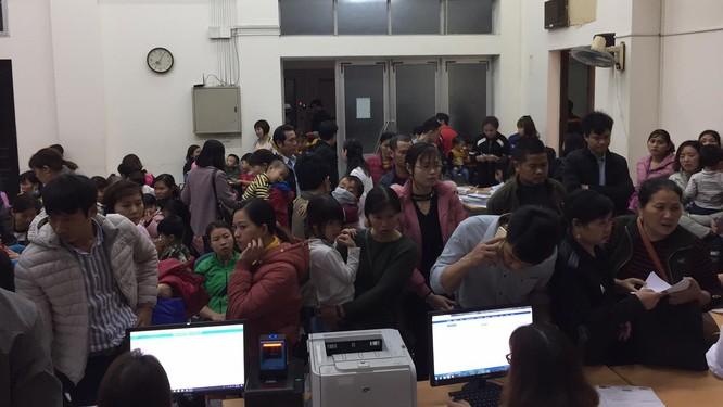 Hàng trăm gia đình ở Bắc Ninh đã đưa con đi xét nghiệm sán lợn