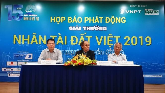 Nhân tài đất Việt 2019 có thêm giải thưởng CNTT khởi nghiệp lên tới 200 triệu đồng ảnh 1