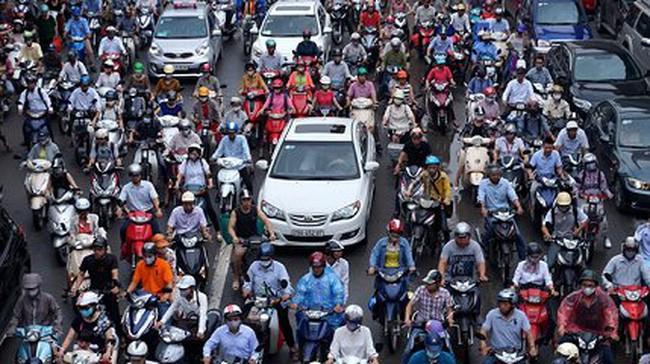 Chuyên gia Mỹ: Có nên cấm xe máy tại đô thị lớn? ảnh 2