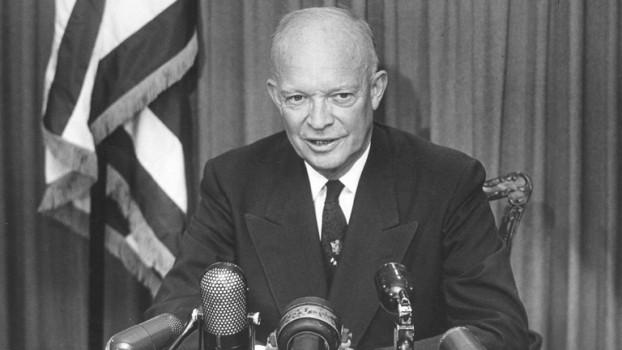 Tổng thống Mỹ Eisenhower