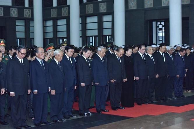 Thủ tướng Nguyễn Xuân Phúc: Đại tướng Lê Đức Anh - Nhà lãnh đạo xuất sắc với những cống hiến to lớn ảnh 5