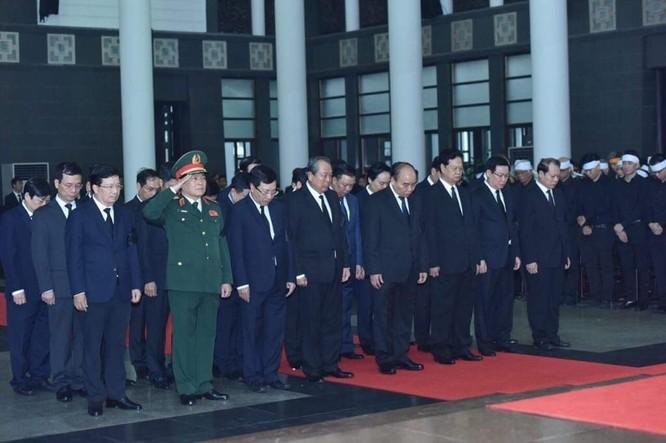 Thủ tướng Nguyễn Xuân Phúc: Đại tướng Lê Đức Anh - Nhà lãnh đạo xuất sắc với những cống hiến to lớn ảnh 10