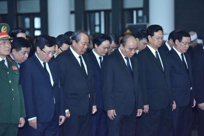 Thủ tướng Nguyễn Xuân Phúc: Đại tướng Lê Đức Anh - Nhà lãnh đạo xuất sắc với những cống hiến to lớn ảnh 11