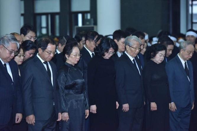 Thủ tướng Nguyễn Xuân Phúc: Đại tướng Lê Đức Anh - Nhà lãnh đạo xuất sắc với những cống hiến to lớn ảnh 13