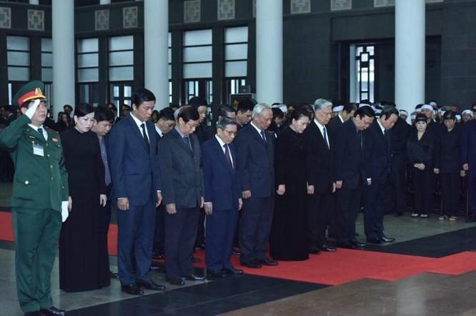 Thủ tướng Nguyễn Xuân Phúc: Đại tướng Lê Đức Anh - Nhà lãnh đạo xuất sắc với những cống hiến to lớn ảnh 7