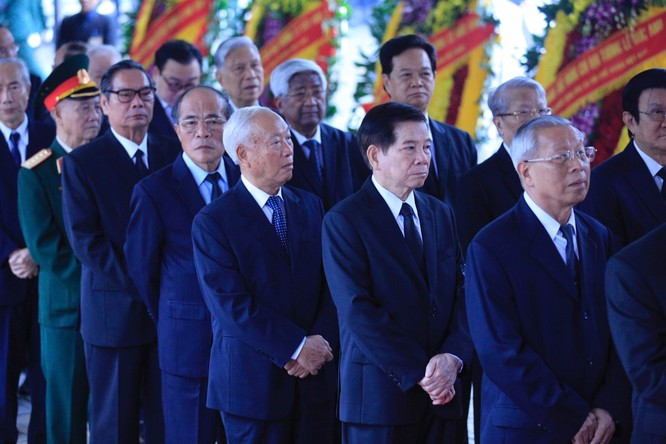 Thủ tướng Nguyễn Xuân Phúc: Đại tướng Lê Đức Anh - Nhà lãnh đạo xuất sắc với những cống hiến to lớn ảnh 3