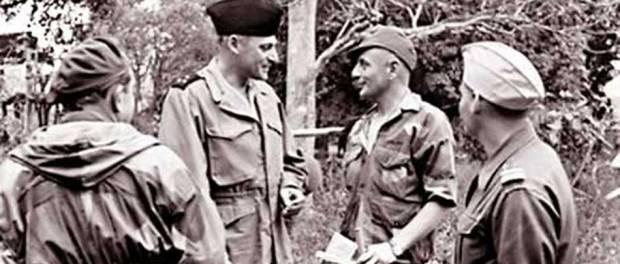 """Tổng chỉ huy quân đội Pháp thừa nhận: """"Đối phương cao hơn chúng ta""""! ảnh 1"""