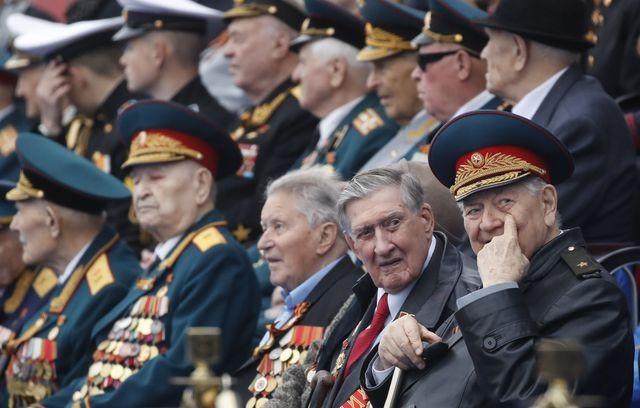 13.000 binh sĩ Nga duyệt binh trên Quảng trường Đỏ kỷ niệm chiến thắng phát xít - 12
