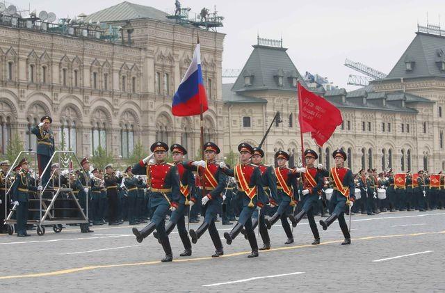 13.000 binh sĩ Nga duyệt binh trên Quảng trường Đỏ kỷ niệm chiến thắng phát xít - 11
