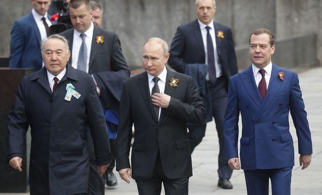 13.000 binh sĩ Nga duyệt binh trên Quảng trường Đỏ kỷ niệm chiến thắng phát xít - 6