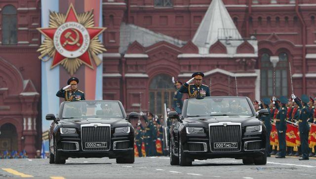 13.000 binh sĩ Nga duyệt binh trên Quảng trường Đỏ kỷ niệm chiến thắng phát xít - 8