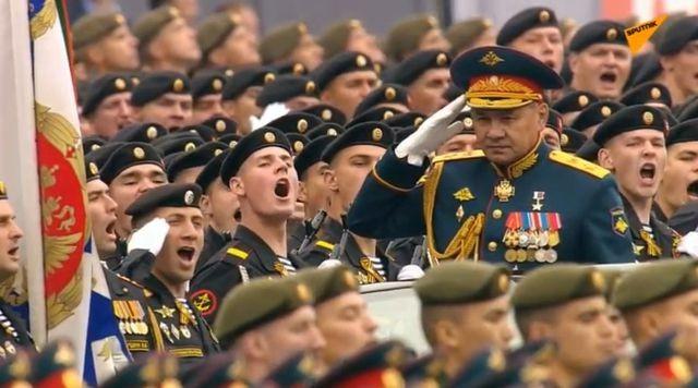 Nga lần đầu khoe xe siêu sang tự sản xuất trong lễ duyệt binh Ngày Chiến thắng ảnh 5