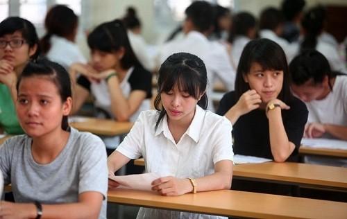 Sau năm 2020 mới có thể xem xét dừng kỳ thi THPT quốc gia tổ chức ở địa phương ảnh 1